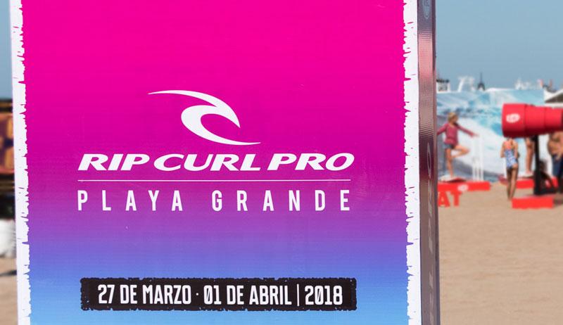 Agencia Nomade - Rip Curl Pro Argentina