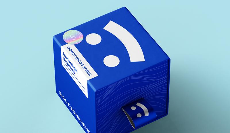 Agencia Nómade - Sigue Sonriendo